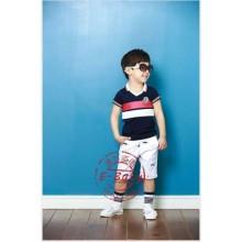 Baju Anak Ebutty Black Polo Harga Rp 127.000