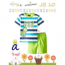 Baju Anak Jumping Beans 10A Awesome stripe Harga Rp 110.000