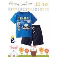 Baju Anak Jumping Beans 10E Space blue Harga Rp 110.000