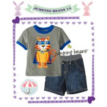 Baju Anak Jumping Beans 14i Super Tiger Harga Rp 127.000