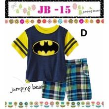 Baju Anak Jumping Beans 15D Batman Harga Rp 92.000