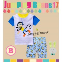 Baju Anak Jumping Beans 17B monkey Harga Rp 87.000