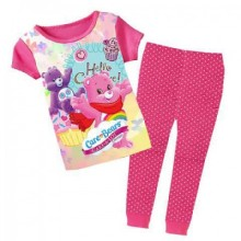 Piyama Care Bears Pink Harga Rp 92.000