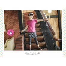 Piyama GW 103C Shirt ungu Harga Rp 87.000