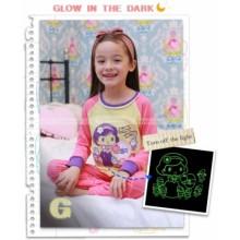 Piyama Gw 118G Snow White Yellow Harga Rp 92.000