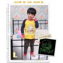 Piyama GW 118L Boy yellow Harga Rp 92.000