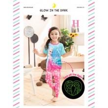 Piyama Gw 119H Elsa Blue Pink Harga Rp 104.000