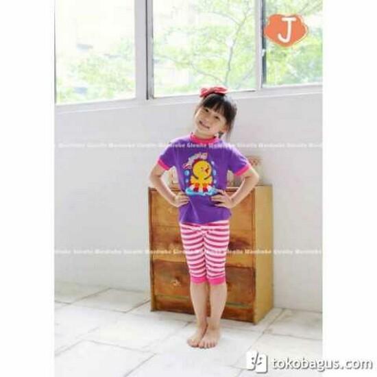 GW Baju Tidur Pajamas Anak GAP Setelan GW Fashion » Piyama GW 54 J