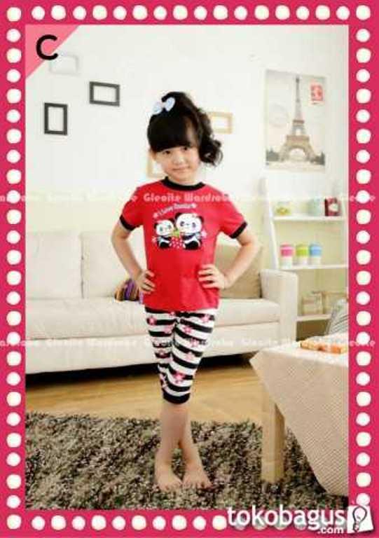 Toko Online Jual Piyama Pajamas Piama Baju Tidur Setelan Fashion GW ...
