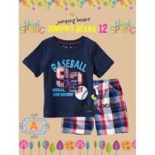 Piyama Jumping Beans 12A Baseball 92 Harga Rp 92.000