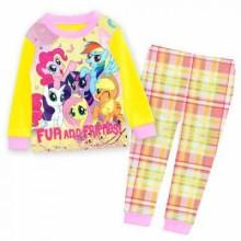 Piyama Little Pony Kotak Kuning Harga Rp 92.000