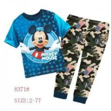 Piyama Mickey Army USA Harga Rp 92.000