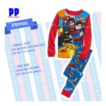 Piyama PP Superhero Small Harga Rp 89.000