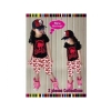 sp2842 barbie red black