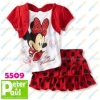 PIPO 5509 Minnie white red